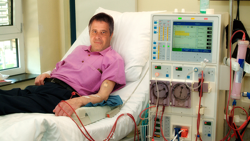 Dialyse Nierenversagen Diät