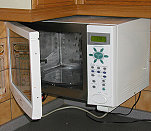 Mikrowelle Keine Gesundheitsgefährdung